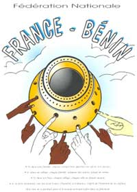 Logo France Bénin